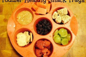 Healthy Snack Trays