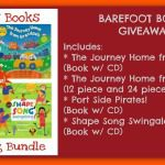 Barefoot Books Sing-a-Long Bundle {Giveaway}