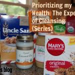 Prioritizing my Health: The Experience of Cleansing