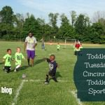 Toddler Tuesday: Cincinnati Toddler Sports