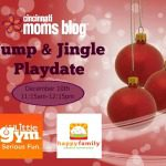 CMB Jump & Jingle Playdate at The Little Gym