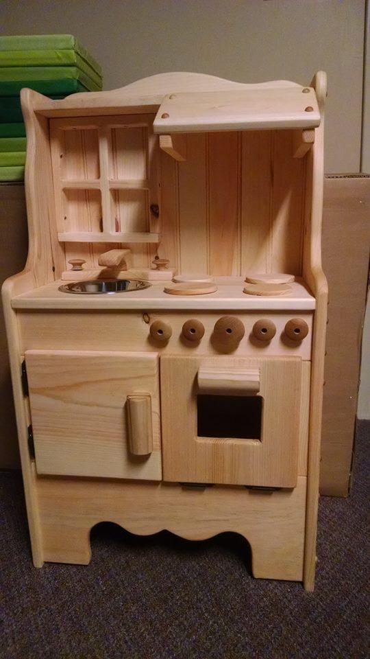Handmade Wooden Kitchen