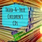 Tried-&-True Children's CDs