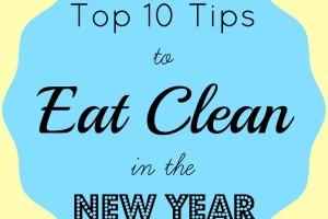 eat clean logo