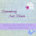 Aunt Rhonda