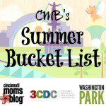CMB's Summer Bucket List! {With Printable}