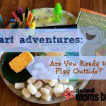 art adventures: Are You Ready to Play Outside?