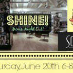 Shine! Moms Night Out at Soto Salon on the Ohio