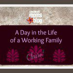 A Day in the Life of a Working Family