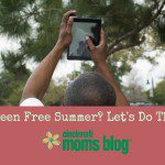 Screen Free Summer?  Let's Do This!
