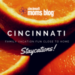 A Cincinnati Staycation: The Family with Tweens and Teens {Series}