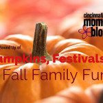 2015 Round Up of Pumpkins, Festivals & Fall Family Fun