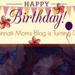 Cincinnati Moms Blog is Turning ONE {& having a party}