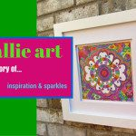allie art: A Story of Inspiration & sparkles
