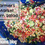 Farmers Market Corn Salad