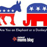 Are You An Elephant or a Donkey?