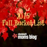 2015 Fall Bucket List