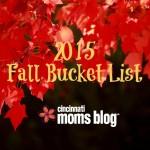 2015 Fall Bucket List