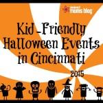 Kid-Friendly Halloween Events in Cincinnati {2015}
