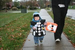 Halloween Cincinnati Costume