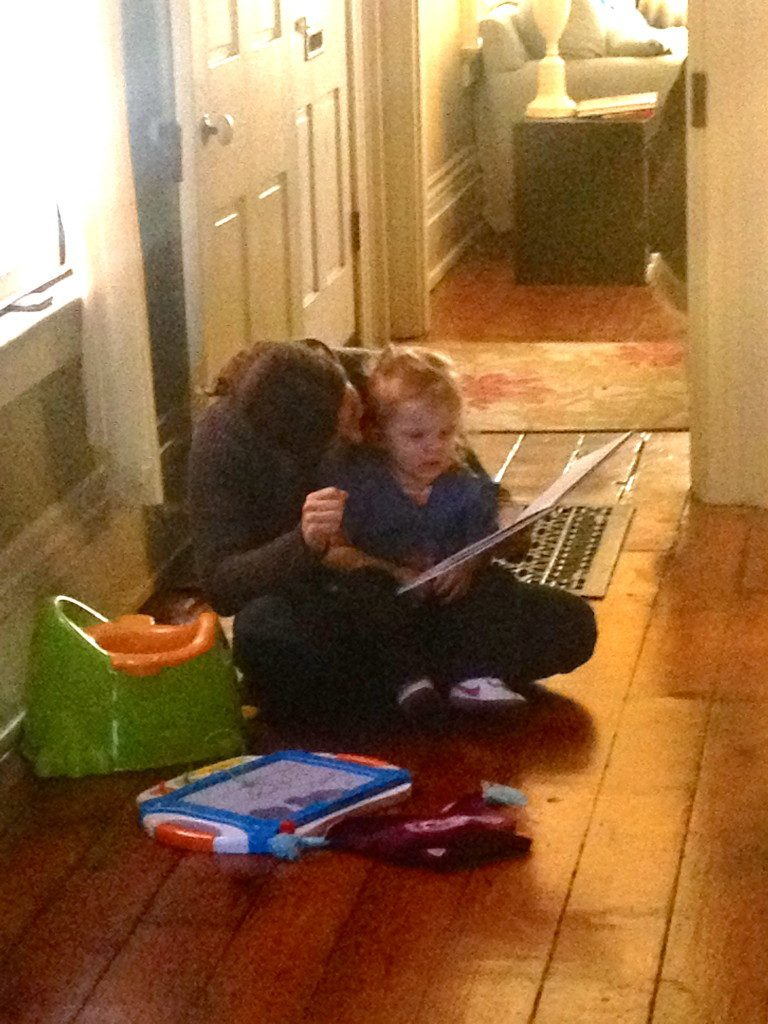 One of our favorite nannies regularly drove more than 300 miles to visit our daughter after we moved.