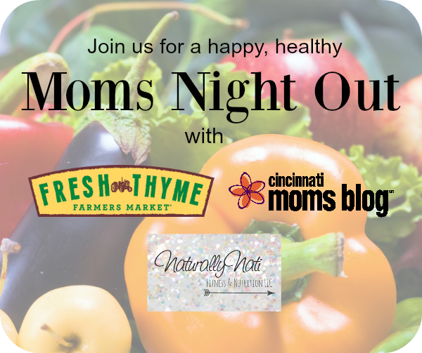 Healthy Moms Night Out
