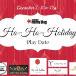 It's a HO-HO-HOliday Play Date!