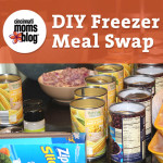 DIY: Freezer Meal Swap