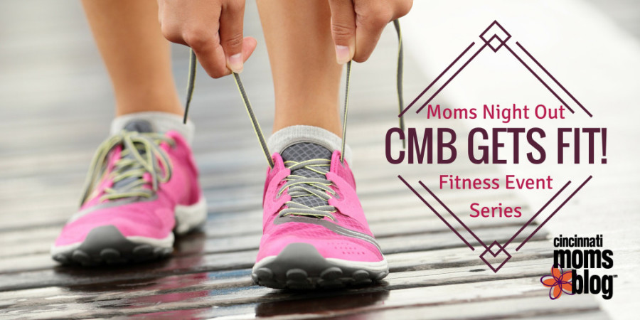 CMB GETS FIT!logo