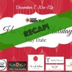 Ho-Ho-Holiday Play Date Recap!