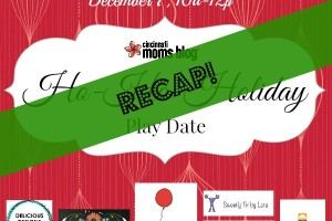 CMB Holiday Play Date Recap