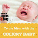 To the New Mom with the Colicky Baby