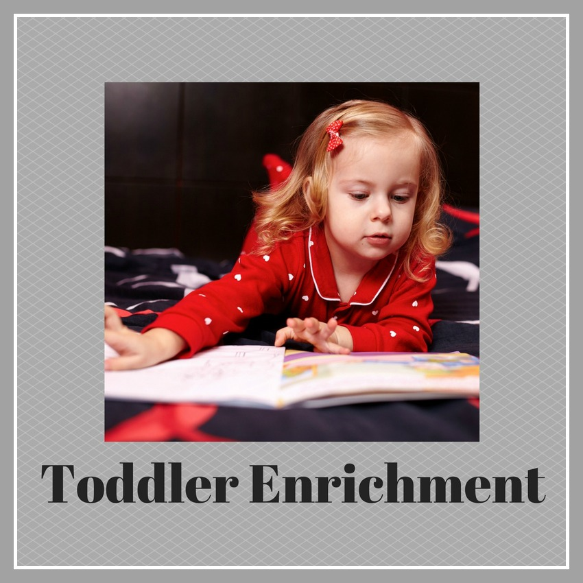 Toddler Enrichment