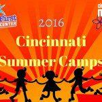 2016 Cincinnati Summer Camps