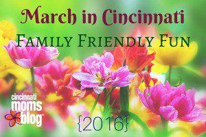 March in Cincinnati