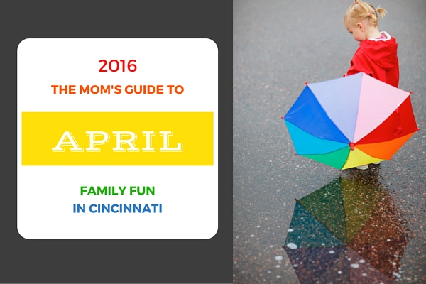 THE MOM'S GUIDE TO APRIL