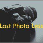 A Lost Photo Lesson