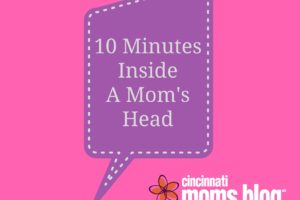 10 MinutesInsideA Mom'sHead
