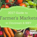 2017 Guide to Farmer's Markets in Cincinnati & NKY
