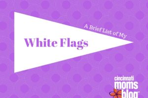 A Brief List of My White Flags