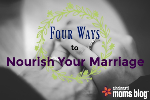 CMB Marriage Nourishment