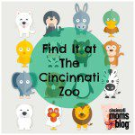 Find It at The Cincinnati Zoo {with Printable}