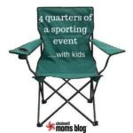 4 Quarters of a Sporting Event…with Kids