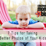 7 Tips for Getting Better Photos of Your Kids (And A Challenge!)