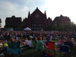 Opera in the Park 2015