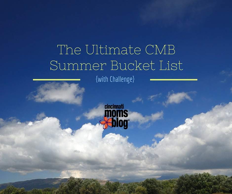 The Ultimate CMB Bucket List