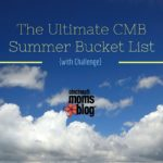 The Ultimate CMB Summer Bucket List {with Challenge}