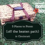 5 Places to Picnic (Off the Beaten Path) in Cincinnati