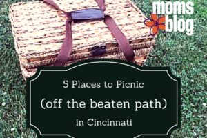 5 Place to Picnic