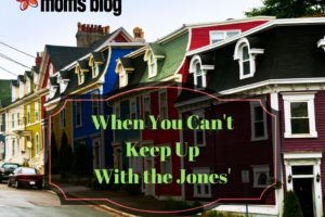 Keep Up With the Jones'